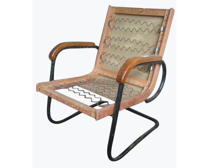 Suite de fauteuils 1930 - Carré Plein