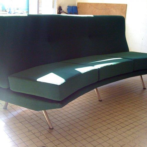 Canapé Triennale - Carré Plein